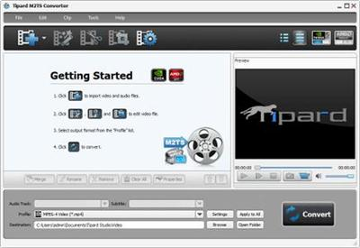 Tipard M2TS Converter 7.1.58 Multilingual