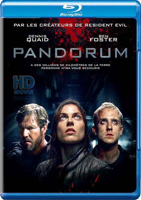 Pandorum (2009) 1080p BRRIP x264-YTSAG