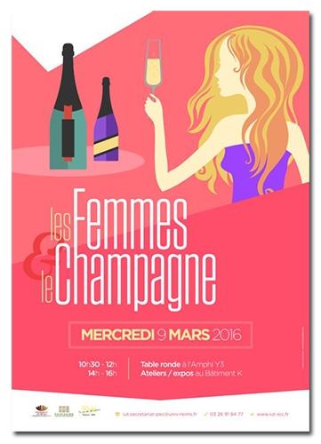 Женщины и шампанское: безумная любовь! / Les femmes et le champagne: un amour fou! (2012) DVB