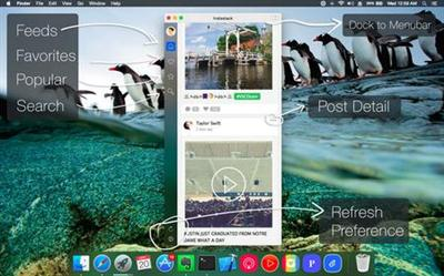 Instastack for Instagram 3.5 (Mac OSX)
