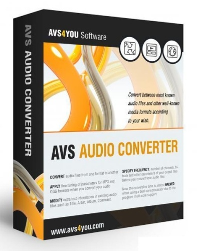 AVS Audio Converter 8.3.1.572