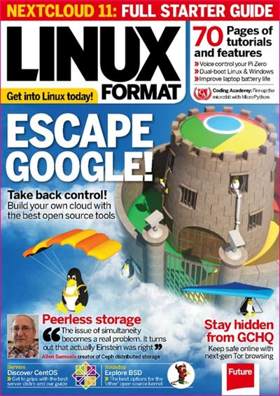 Linux Format UK - March 2017
