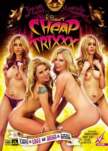 Дешевые Шлюхи / Cheap Trixxx (2011) WEB-DLRip | Rus