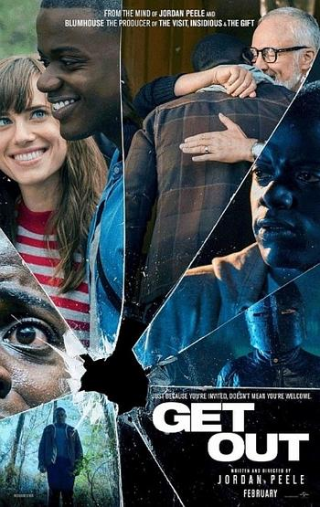 Get Out (2017) HC HDRip XviD AC3-EVO
