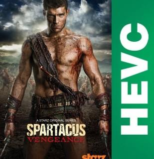 Спартак: Месть / Spartacus: Vengeance [S02] (2012) BDRip 1080p [HEVC]