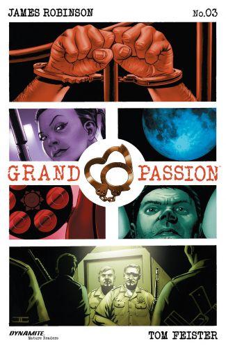 Grand Passion 003 (2017)