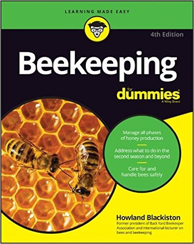 Beekeeping For Dummies (For Dummies (Pets)) 4th Edition
