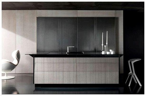 кухня, миланской, выставка, eurocucina, изготовлен корабельной, кухонные приспособления, миланской выставке, нескольких вариантах