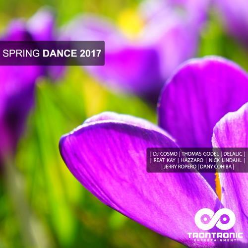 Spring Dance 2017 The Best Dance Music (House, Deep House, EDM, Dance) (2017)
