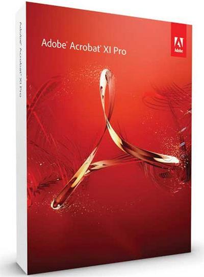 Adobe Acrobat Xi Pro v11.0.20 (Mac OSX)