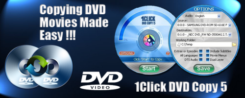 1CLICK DVD Copy Pro 5.1.2.0 Multilingual