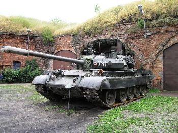 T-55 AM Walk Around