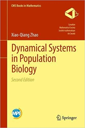 Dynamical Systems in Population Biology, 2nd Edition