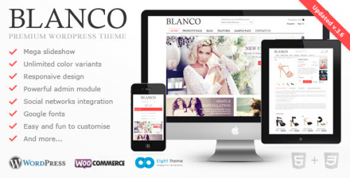 [GET] Nulled Blanco v3.6.2 - Responsive WordPress Woo/E-Commerce Theme cover