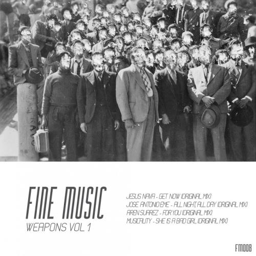 Fine Music Weapons, Vol. 1 (2017)