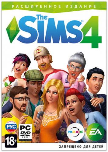 The Sims 4 Deluxe Edition v 1.36.102.1020 by RG Mechanics