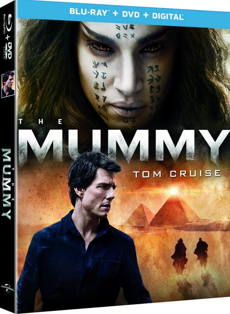 The Mummy (2017) BRRip XviD AC3-RARBG