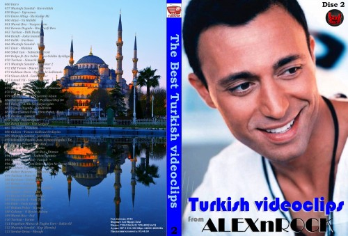 Сборник клипов - Turkish videoclips: Part 2 (2017) DVDRip, HDRip от ALEXnROCK