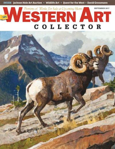 Western Art Collector - Issue 121 - September 2017