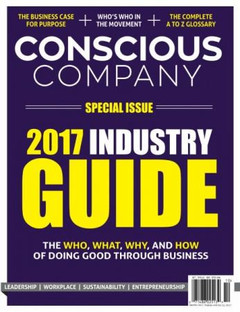 Conscious Company - September-October 2017