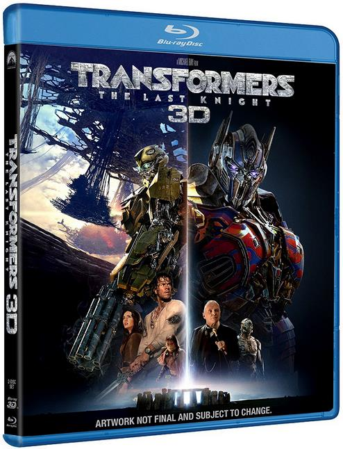 Transformers The Last Knight (2017) BRRip XviD AC3-RARBG