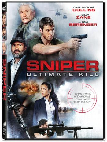 Sniper Ultimate Kill (2017) BluRay 1080p DTS x264-CHD