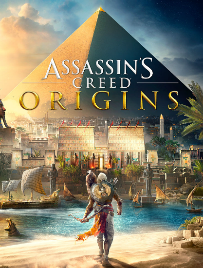 Assassin's Creed: Origins - Gold Edition / Assassin's Creed: Истоки Золотое издание (Ubisoft) (RUS|ENG|MULTi12) [Uplay-Rip] vano_next