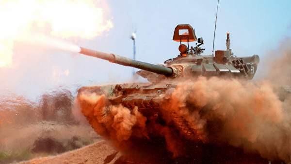 «Реликтовый монстр»: каким стал танк Т-72 после модернизации. Андрей Станавов