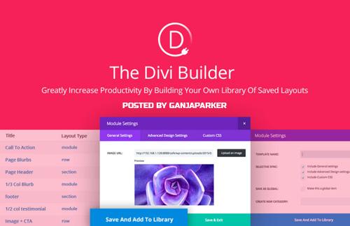 Divi Builder v2.29.3 - A Drag & Drop Page Builder Plugin For WordPress + Divi Layout Pack 2019 - ElegantThemes