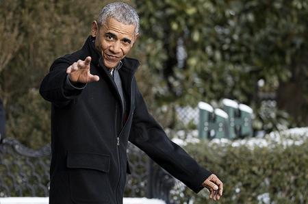 Друг жениха: Барак Обама посетил свадьбу личного помощника