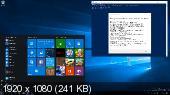 Microsoft Windows 10 Enterprise Insider Preview Redstone 2 Build 10.0.15002.1001 (2017) RUS
