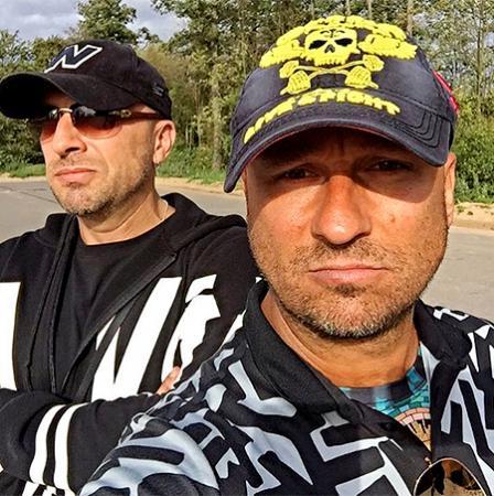 Дмитрий и Евгений Нагиевы