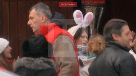 Новогодняя вечеринка  Михаила Прохорова в Куршевеле прошла под хиты группы «Ленинград»