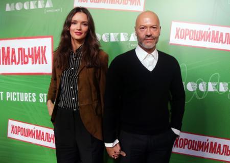 Федору Бондарчуку предсказали недолгий брак с Паулиной Андреевой
