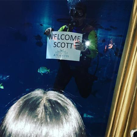 Фото со страницы Скотта Дисика в Instagram