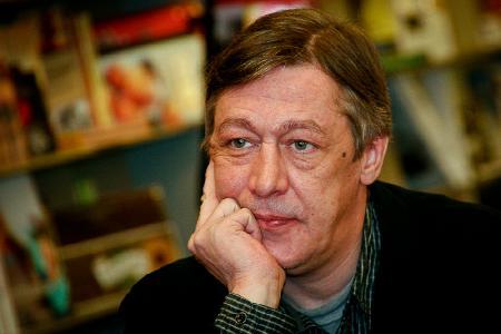 Михаил Ефремов - самый вездесущий российский актер
