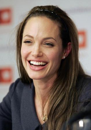 Анджелина Джоли. Не зря многие называют актрису богиней.