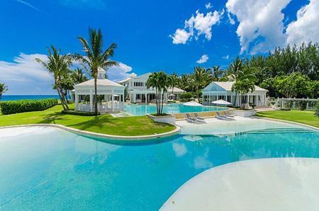 Селин Дион продает свое имение по сниженной цене в 38,5 миллионов долларов