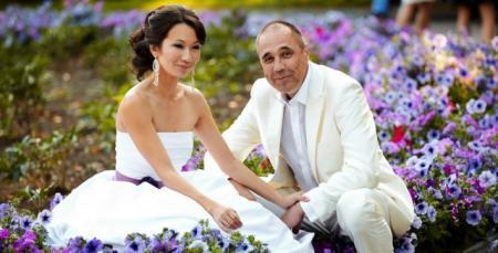 """Дмитрий Соколов. Звезда """"Уральских пельменей"""" женат на девушке, которая моложе него на 23 года."""