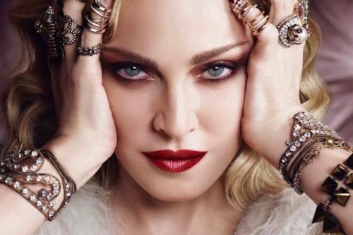 Фото Мадонны