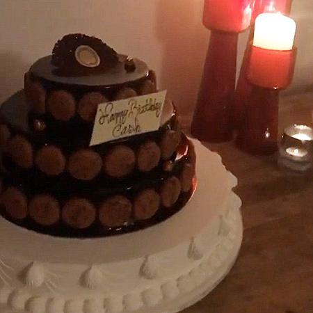 Торт для именинника