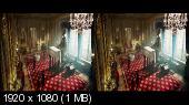 Большой и добрый великан 3D / The BFG 3D (лицензия) Горизонтальная анаморфная стереопара