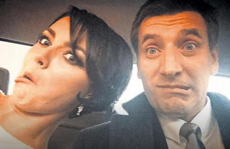 Звезда сериала «Ментовские войны» Александр Устюгов расстался с женой – дочерью олигарха