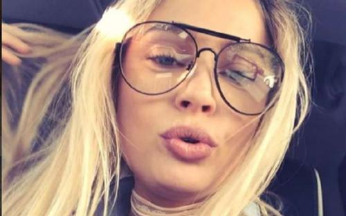 Наталья Рудова невзначай показала свой «дерзкий» торчащий сосок и свела с ума поклонников