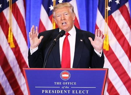Голливудский раскол: как Дональд Трамп разделил Фабрику грез на два лагеря