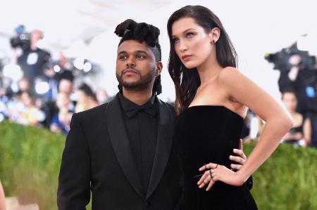 Белла Хадид и The Weeknd встретились в клубе