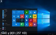 Windows 10 enterprise 10.0.14393.447 ver.1607 (upd jan2017) - оригинальные образы от microsoft msdn (rus). Скриншот №1