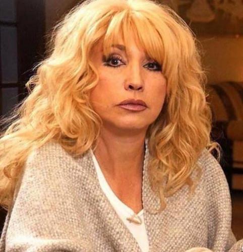 Ирина Аллегрова: «Мой мужчина должен обладать адским терпением»
