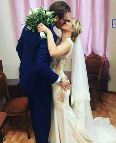 Иван Телегин и Пелагея узаконили отношения 16 июня прошлого года