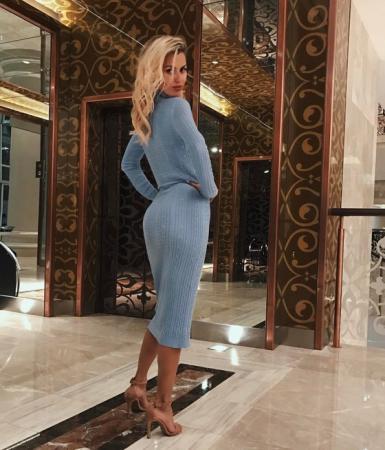 Пятизвёздочный отель в Дубае запретил Боне и Калашниковой делать интимные селфи